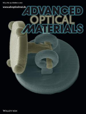 Advanced Optical Materials journal
