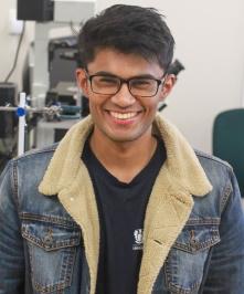 Sid Venkatesh Undergraduate Research Student