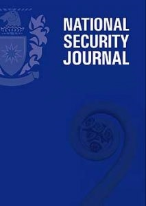 National Security Journal Cover